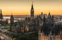 Ottawa at night 1543 x 540